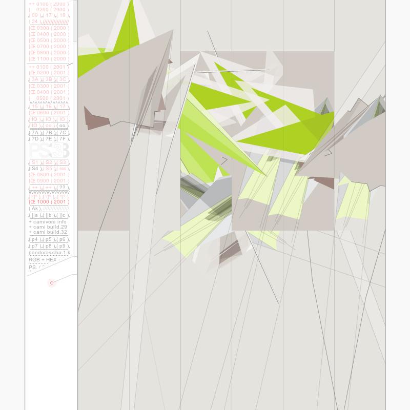 ps3-praystation-v1 - Joshua Davis, 2001